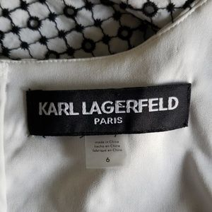 Karl Lagerfeld Dresses - KARLA LAGERFELD  Paris dress